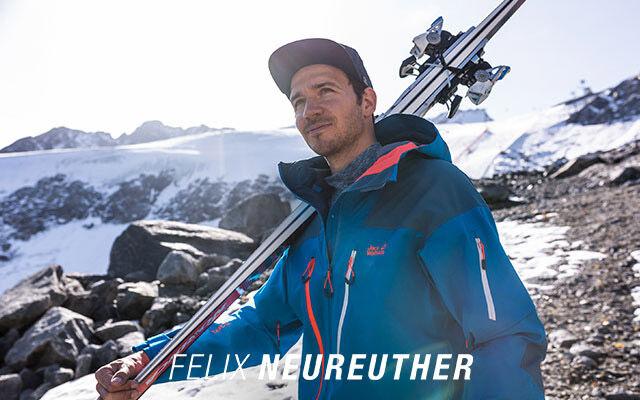 Männer Skijacken