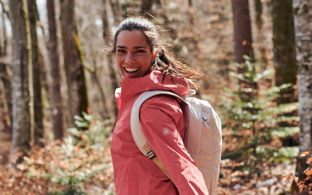 Frauen PACK AND GO!