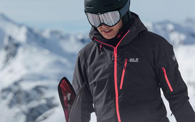 Outdoor Snowboardjacken