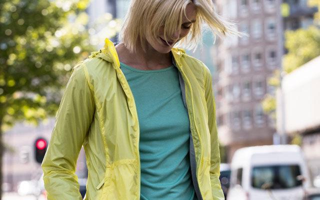 Frauen Winddichte Jacken