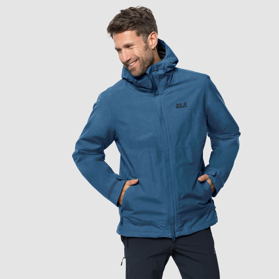 SEELAND 3IN1 JACKET M