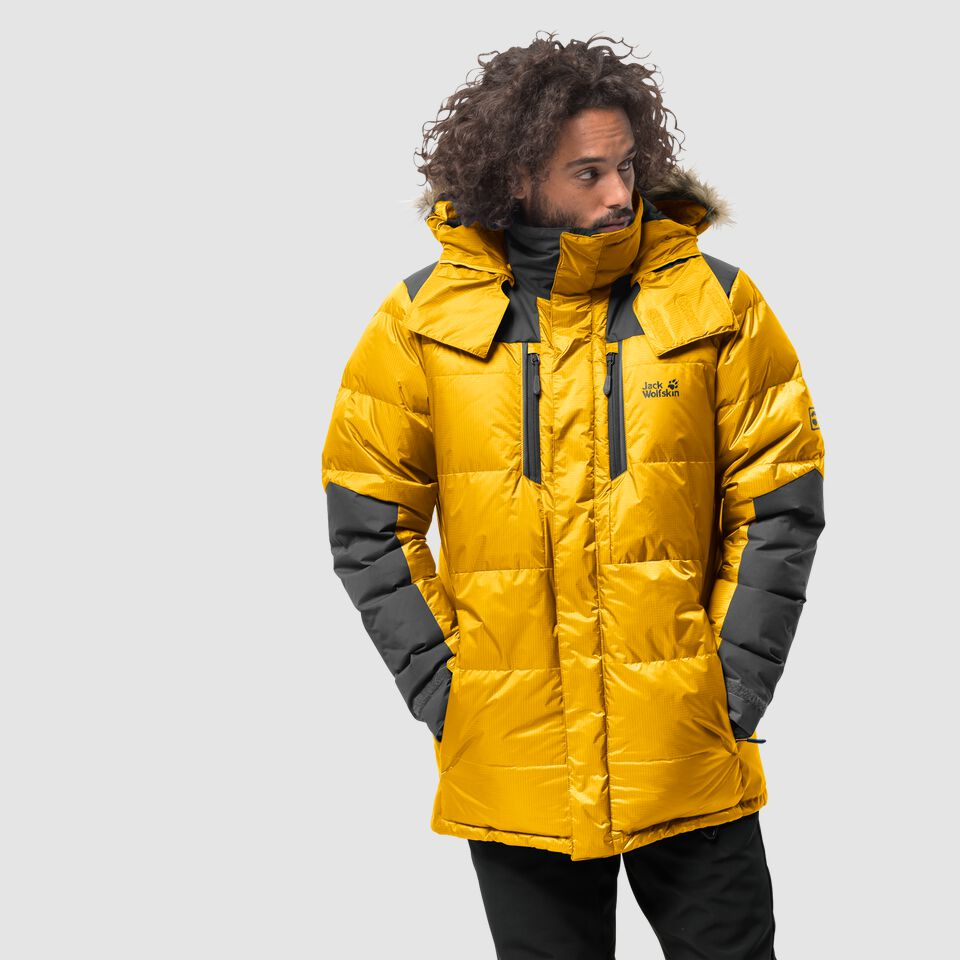 THE COOK PARKA