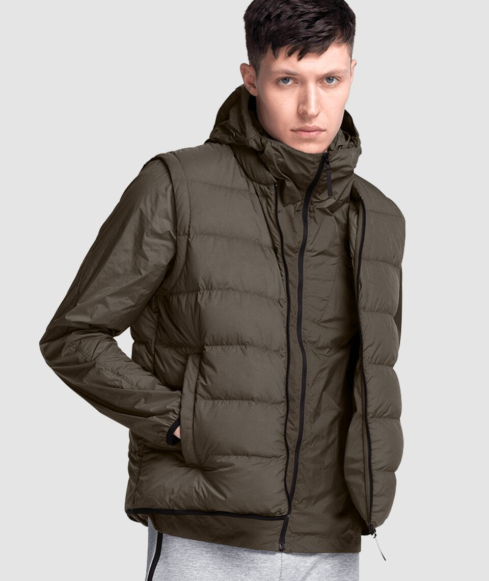 PLUTO 3IN1 JACKET M