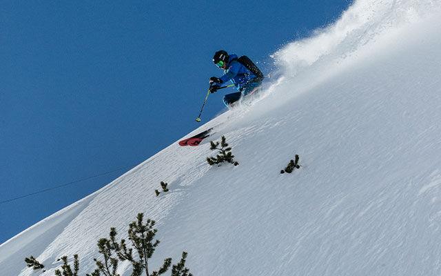 Männer Wintersport