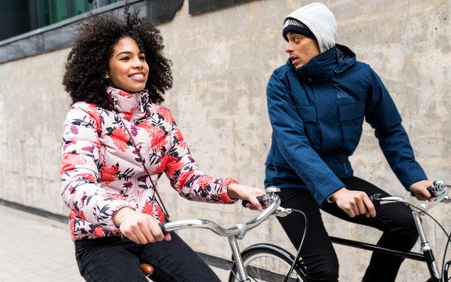 Männer Radfahren