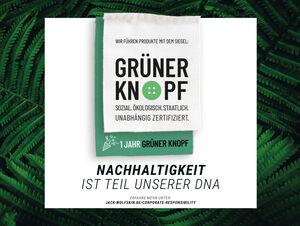 JACK WOLFSKIN schließt Zertifizierungsprozess für den Grünen Knopf ab