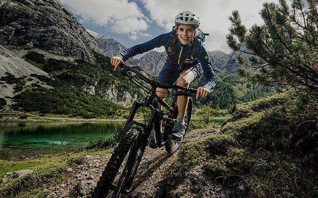 Frauen Bike