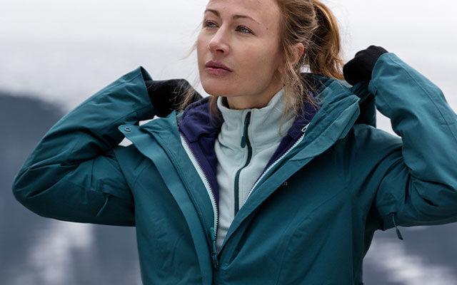 size 40 e1722 7f7c1 Frauen 3-in-1 Jacken online kaufen – JACK WOLFSKIN