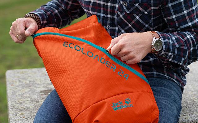 Ausrüstung Nachhaltige Produkte