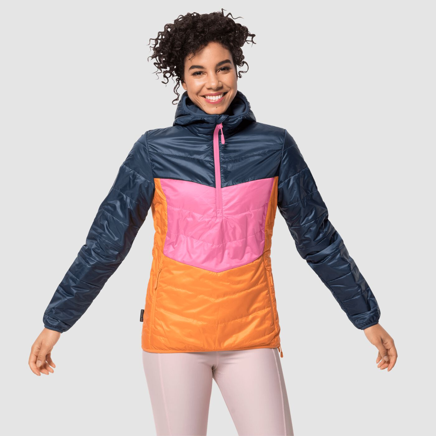 365 FLASH OVERHEAD JACKET W