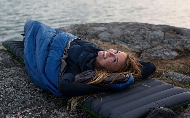 Ausrüstung Schlafsäcke