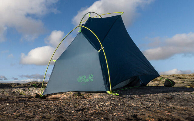Ausrüstung Zelte