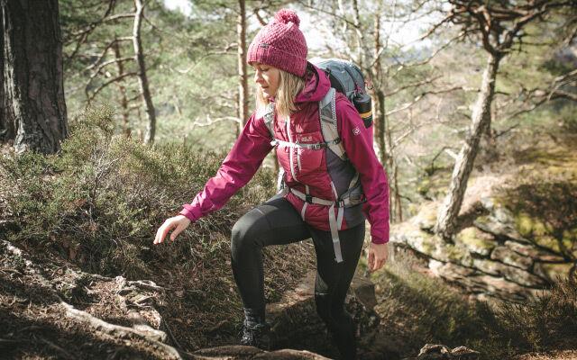 Frauen Infinite Hike – Bergwandern