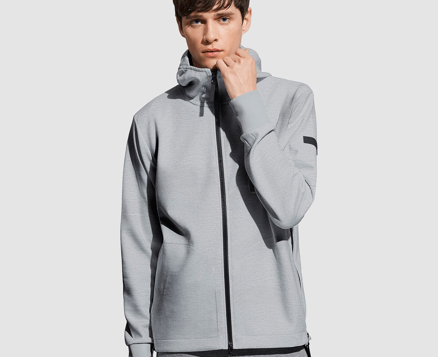TABLE BAY HOODED JACKET M