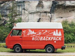 Mit #GOBACKPACK travelyourway und der JACK WOLFSKIN Community unvergessliche Reiseabenteuer erleben