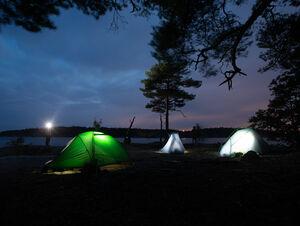 JACK WOLFSKIN Store in Stuttgart: Expertentag rund um das Thema Zelte