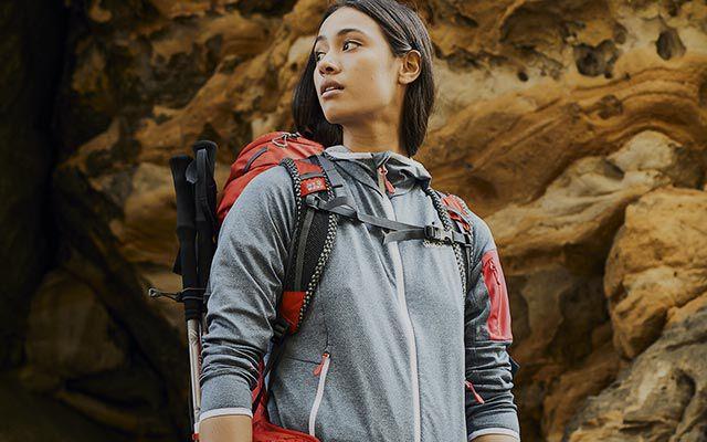 Frauen Infinite Hike