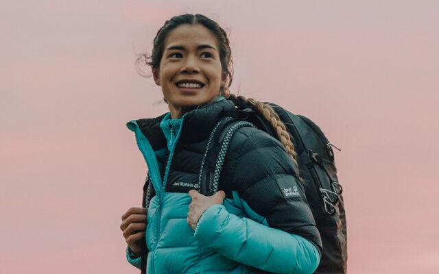 Frauen Hike DNA – Retro Styles