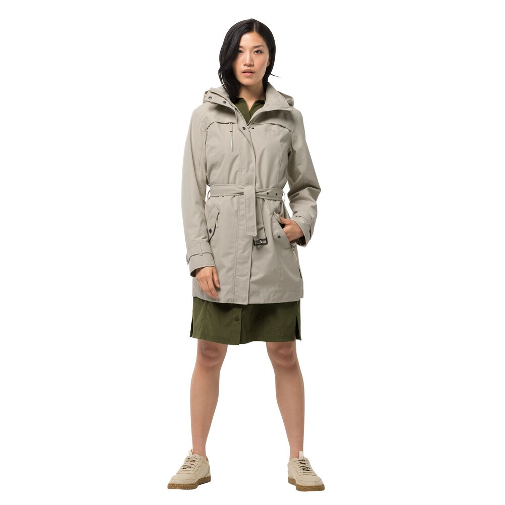 be024bbdbd4294 Jack Wolfskin Hardshell-Mantel Frauen Kimberley Coat L grau€  219,95Anbieter: Jack WolfskinVersand: kostenlos