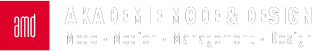 AMD Akademie Mode & Design logo