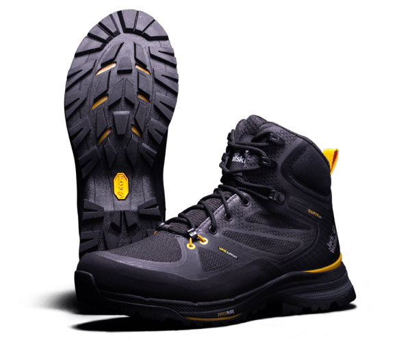 Force Crest shoes