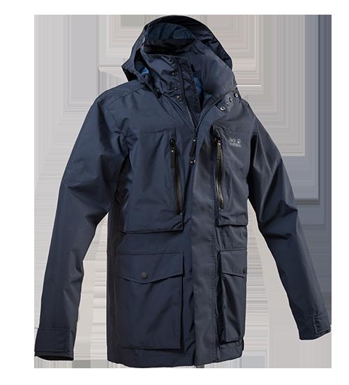 Bridgeport Jacket