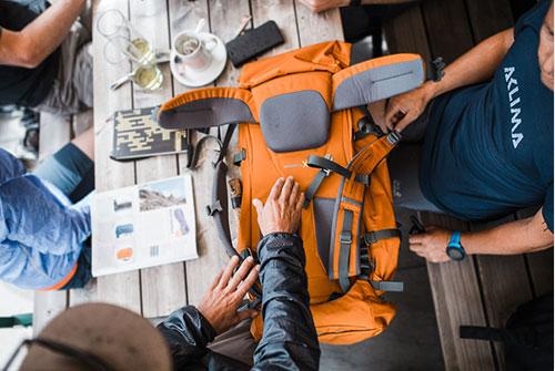 Mood image for backpack